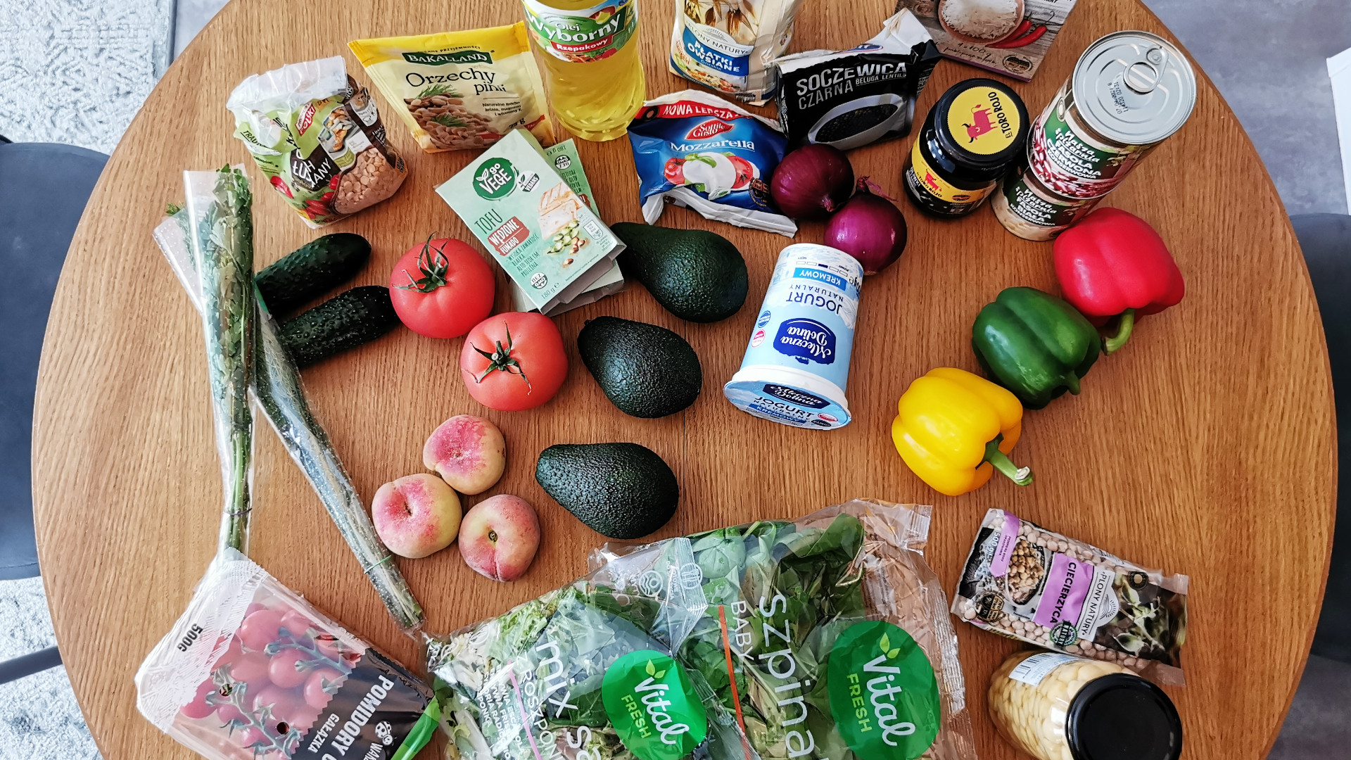 Lista 100 produktów polecanych dla cukrzyka